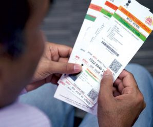 Aadhar Card for Property Registration