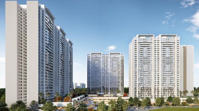 Panchsheel Towers - Kharadi