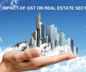 GST Positive Impact – Leads to drop in prices in Real Sector